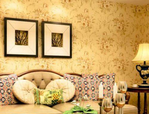 Tân trang ngôi nhà bạn nhanh chóng bằng các loại sản phẩm dán tường